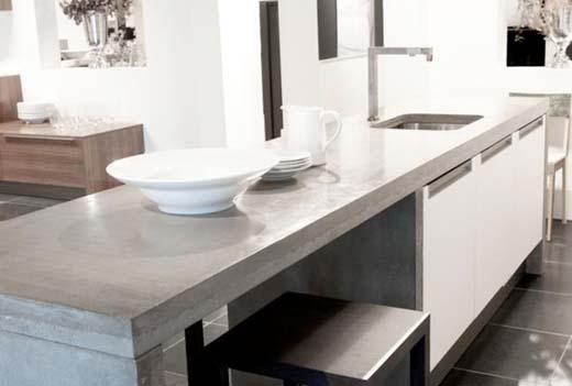 Zwevende Keuken Maken : nieuwe inrichting in de keuken heeft studio int?rio een aantal keuken