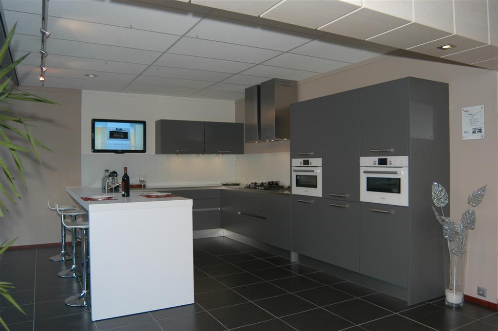 Keuken Grijs Ikea : Keukenstudio in KAPELLE Startpagina voor keuken idee?n UW-keuken.nl