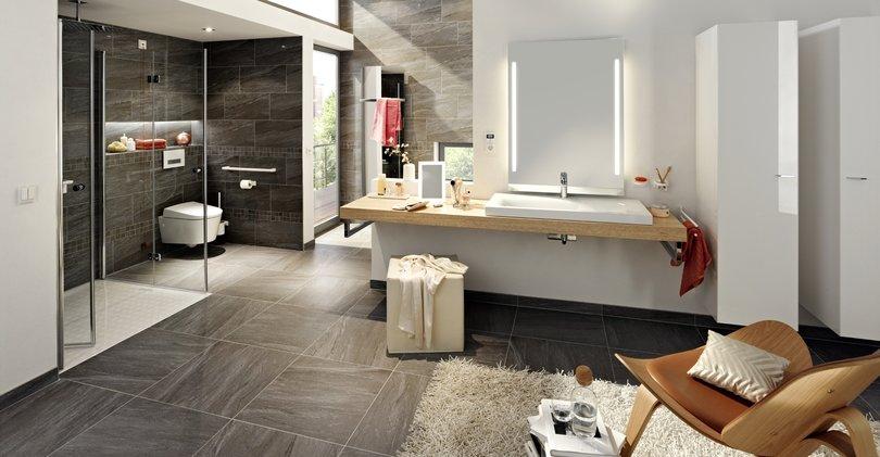 Aangenaam Badkamers in HOUTEN Startpagina voor badkamer ideeën | UW ...