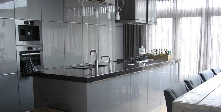 De Mooiste Keukens : Stienstra keukens grou in grou uw keuken