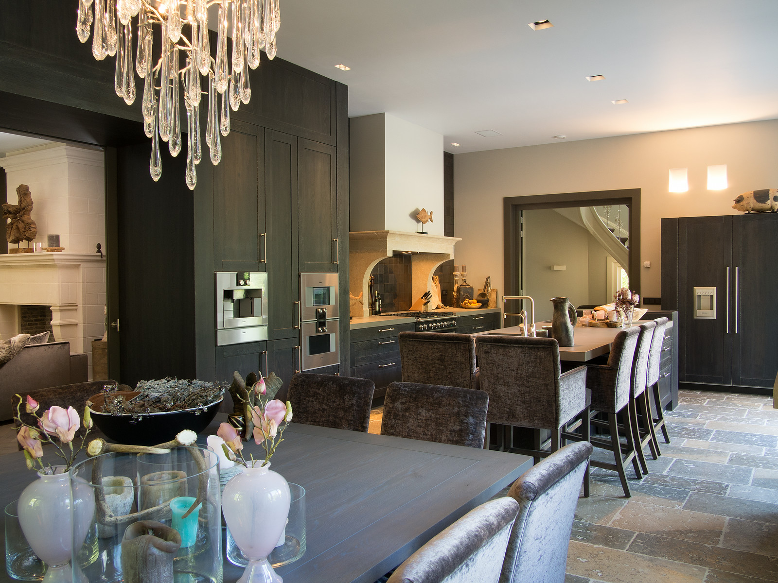 Donkere Keuken Lichte Vloer : Tieleman Keukens in MIDDELHARNIS Startpagina voor keuken