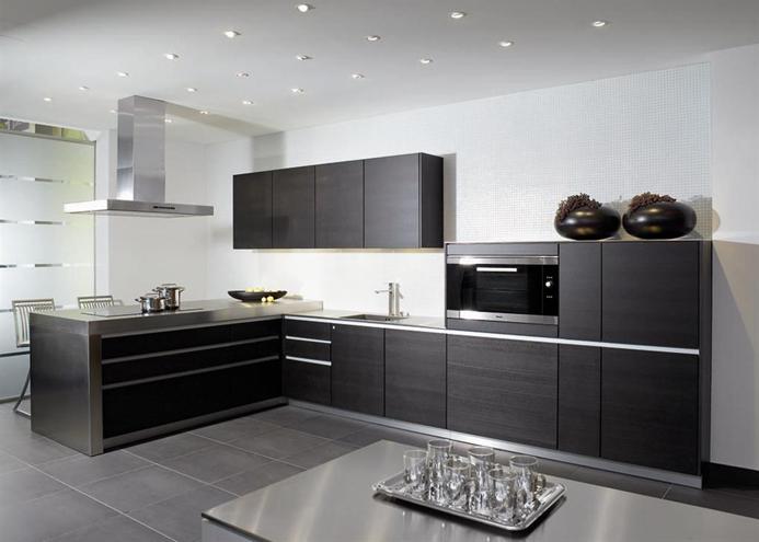 Keuken en badkamerstudio wehl in wehl startpagina voor keuken idee n uw - Foto grijze keuken en hout ...
