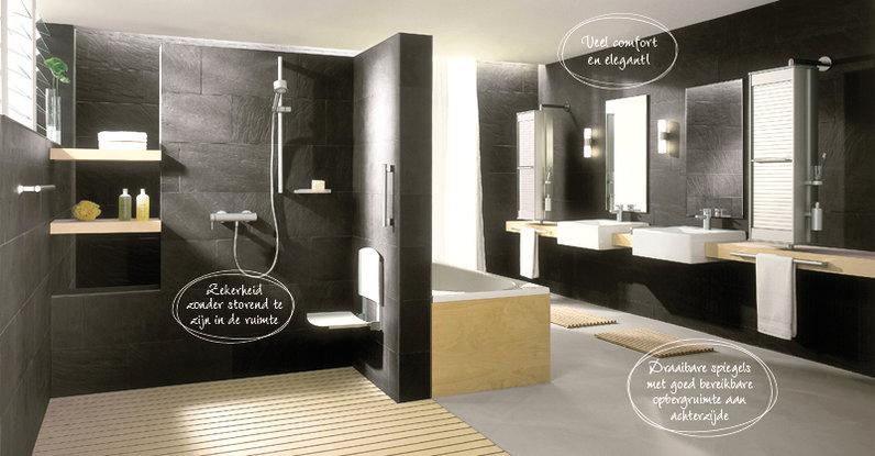 Aangenaam badkamers in houten badkamer ideeën uw badkamer