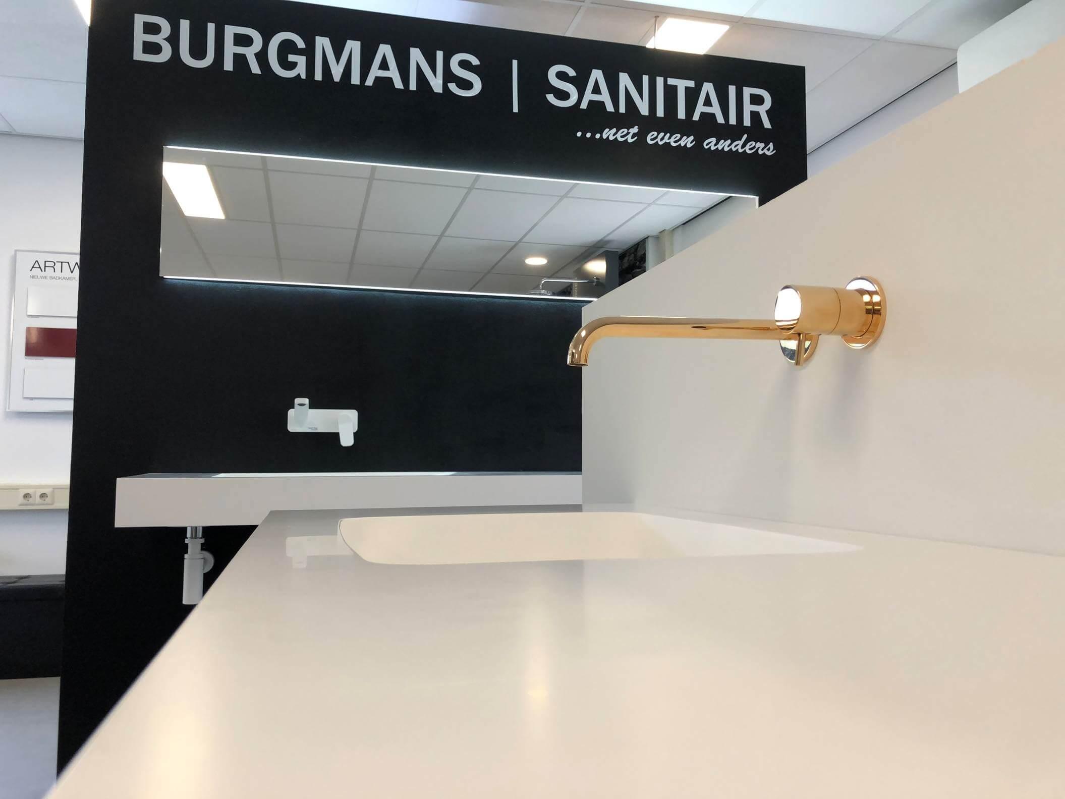 Badkamer Sanitair Merken : Burgmans sanitair in capelle aan den ijssel badkamer ideeën uw