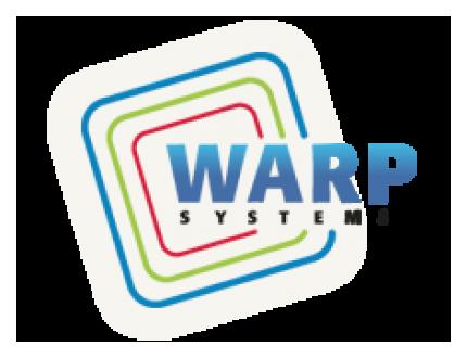 Logo WARP Systems