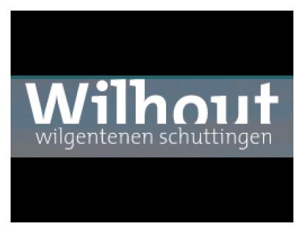 Logo Wilhout wilgentenen schuttingen
