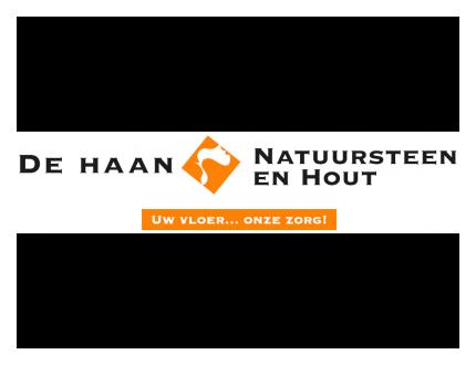 Logo De Haan Natuursteen