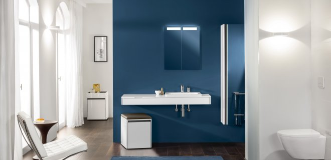 5X badkamermeubels van Villeroy & Boch
