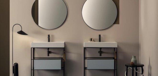 Mooi! Badkamermeubels & opzetwastafels met Italiaanse design