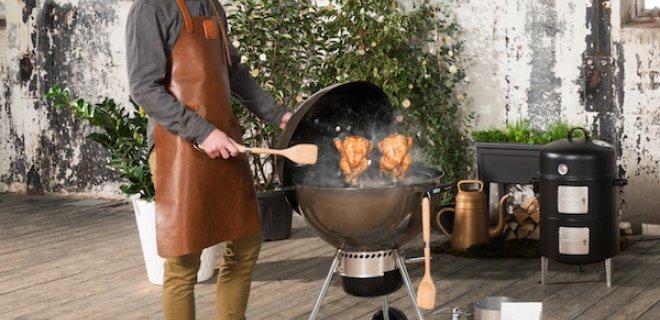 Nederlander beoordeelt eigen barbecueskills met een 7