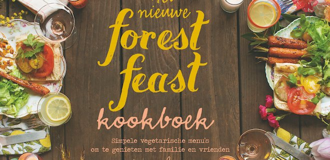 Boekentip: Forest feast kookboek
