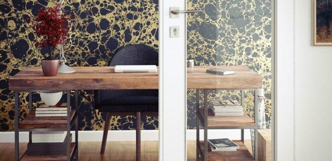 Blikvanger in het interieur: 5 x top design deurklinken