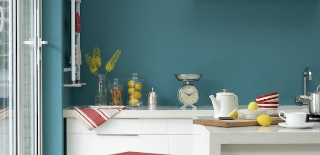 De mooiste kleuren keukenverf nieuws startpagina voor for Kleuren verf kiezen
