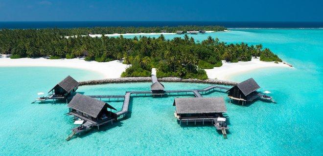 Duravit onderdeel luxe resort Malediven