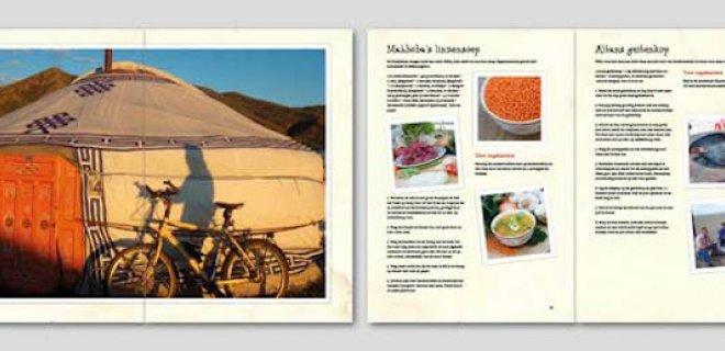 Een culinaire wereldreis per fiets