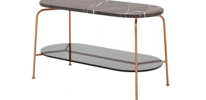 Een salontafel om mee te combineren