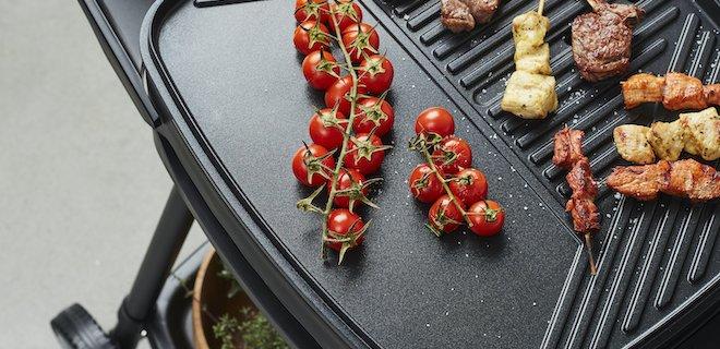 Vriendelijk alternatief, de elektrische barbecue