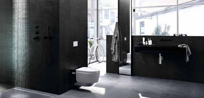 De Rolls-Royce onder de toiletten: Geberit Aquaclean Mera