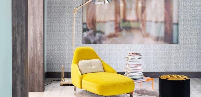 Het verhaal van een fauteuil