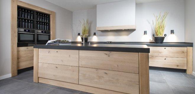 Kastenwand Keuken Kopen : Houten 'beach house' keukens van long island kitchens nieuws