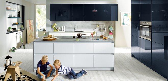 Keukentrend het keukeneiland foto 39 s nieuws startpagina voor keuken idee n uw - Keuken foto met eiland ...