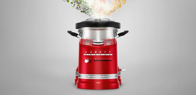 KitchenAid Cook Processor: alleskunner in de keuken