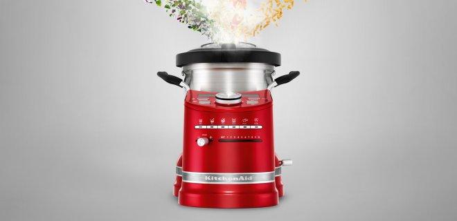 KitchenAid Cook Processor: alleskunner in de keuken