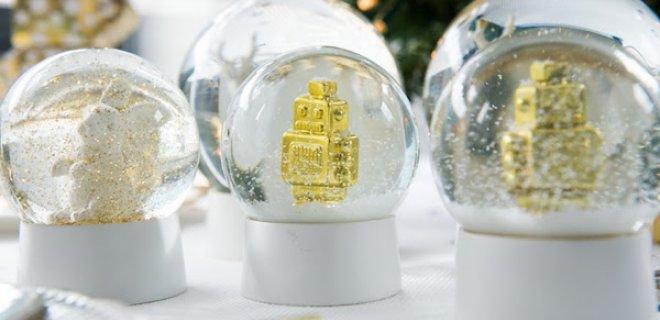 Kleine kerstcadeautjes: kerstcollectie Hema