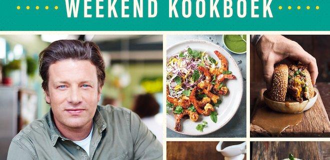 Kookboek met weekendgerechten