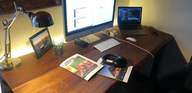Thuis werken met muziek