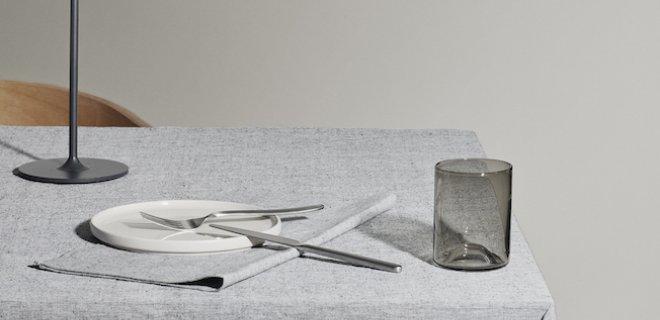 Nieuwe collectie tafellinnen