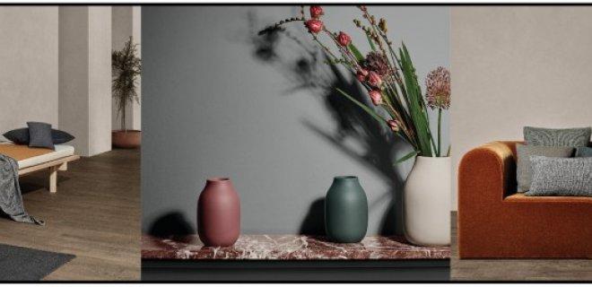 Nieuwe herfst/winter collectie voor het interieur