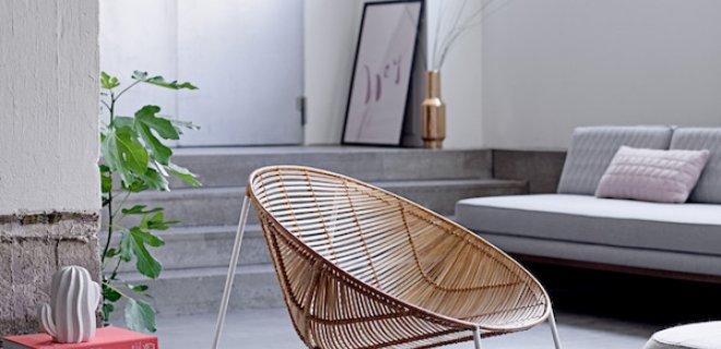 Rotan is het helemaal deze zomer nieuws startpagina voor interieur en wonen idee n uw - Woonkamer rotan voor veranda ...