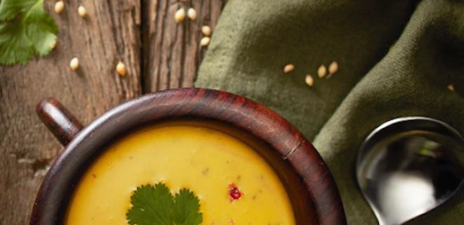 Verse soep in een handomdraai