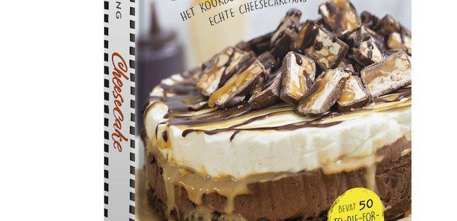 Voor cheesecakefans en iedereen die een cheesecake wil leren bakken