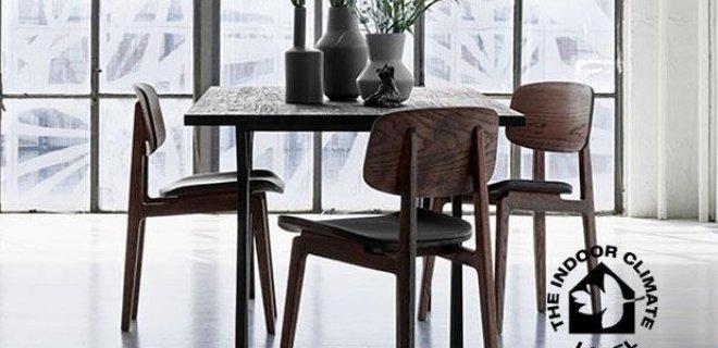 WOCA houten vloeren onderhoud met Green indoor air quality label