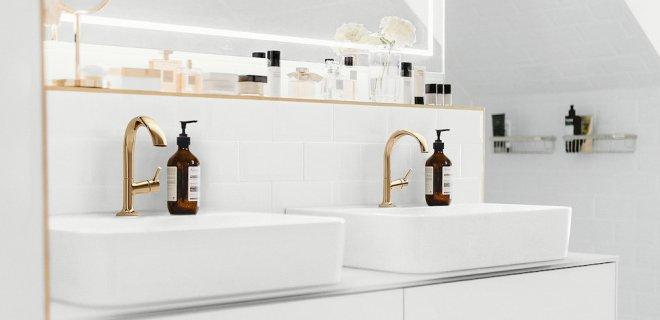 Zo maak je van je standaard badkamer een stijlvolle ruimte