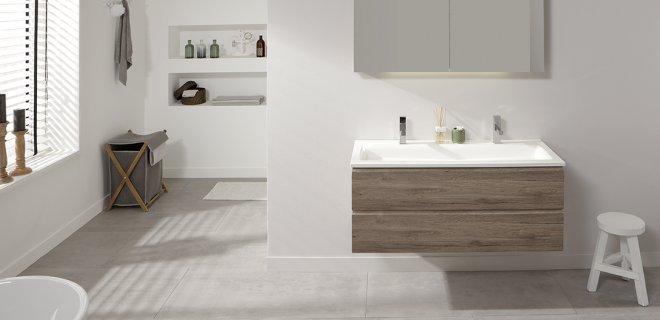 Badkamer Wit Met Taupe : Product in beeld startpagina voor badkamer ...