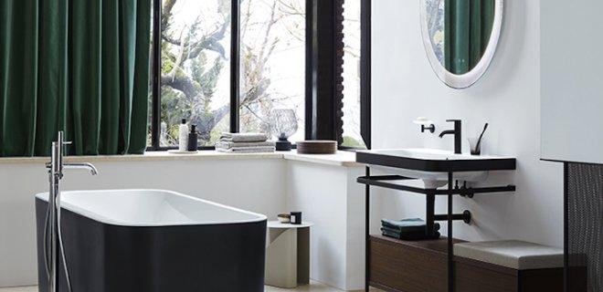 Zo geef je de badkamer een gezellige woonsfeer