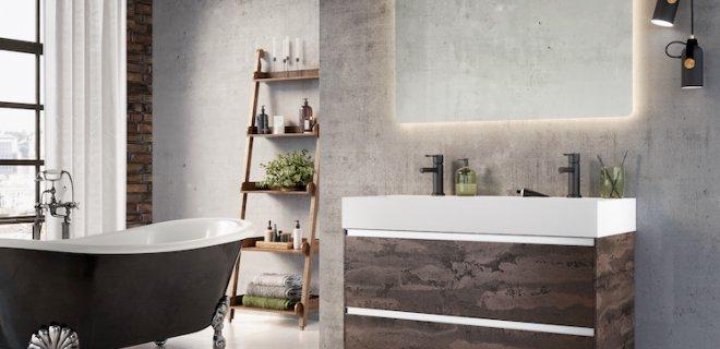 Badkamerspiegels in verschillende maten en vormen. Welke spiegel kies jij?