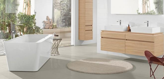 Badkamertrend: het vrijstaande bad