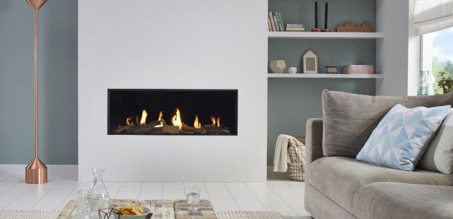 Betaalbare design gashaarden van Global Fires