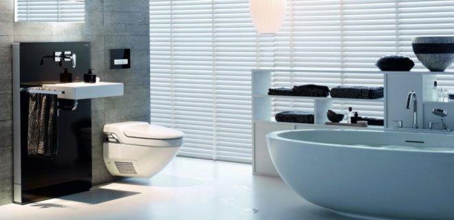 Bidetdouches & multifunctionele toiletbrillen