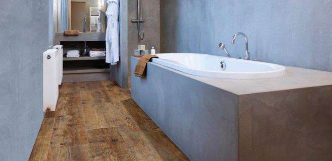 Bijzondere badkamervloeren