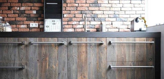 Gerard hempen houten keukens landelijk modern   product in beeld ...