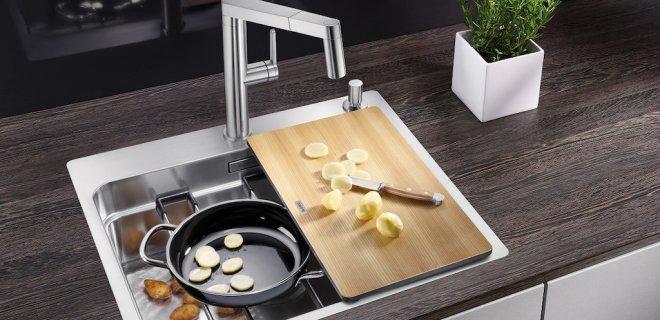Innovatieve spoelbakken volgens de laatste keukentrends
