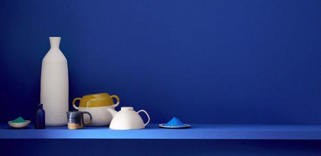 Inspiratie: blauw in het interieur