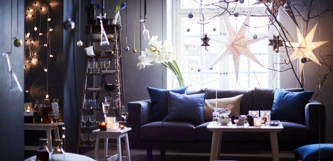 Breng je huis in sfeervolle kerststemming