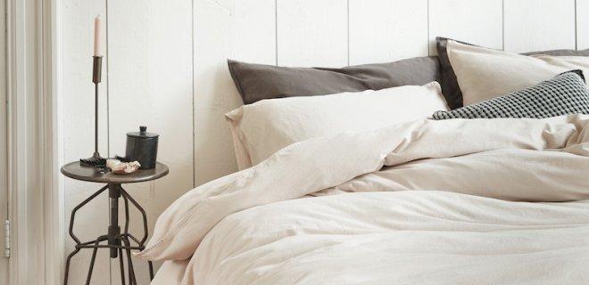 Breng sfeer aan in de slaapkamer met de Natural Living trend