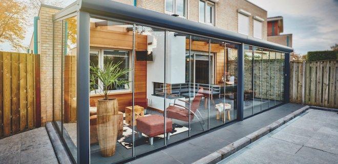 Comfortabel & beschut in de tuin met een terrasoverkapping